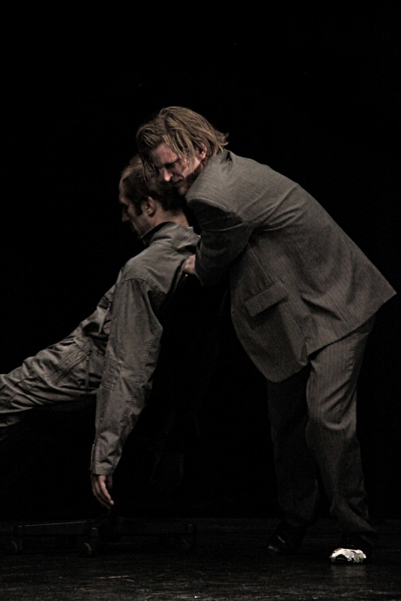Probenfotos // Theater Trier: Fidelio